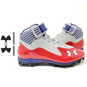 NWT!  Under Armour Cleats